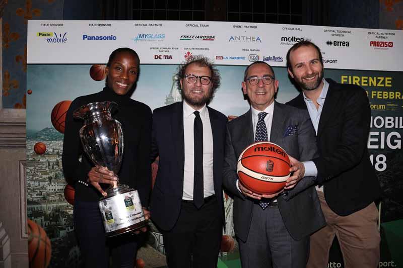 Bianchi, May, Lotti, Vannucci. Foto Ciamillo Castoria