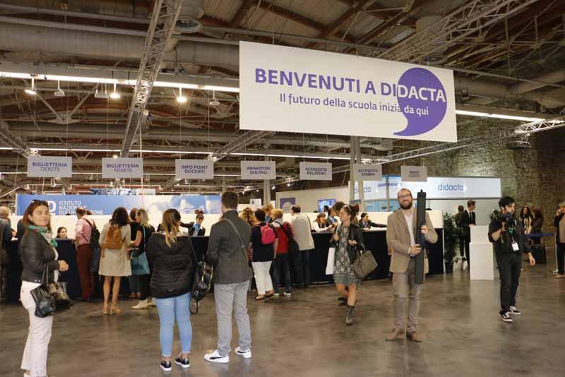 Fiera Didacta Firenze 2018