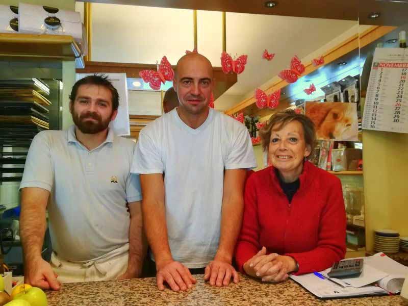 Pasticceria Roberto Firenze via Webb