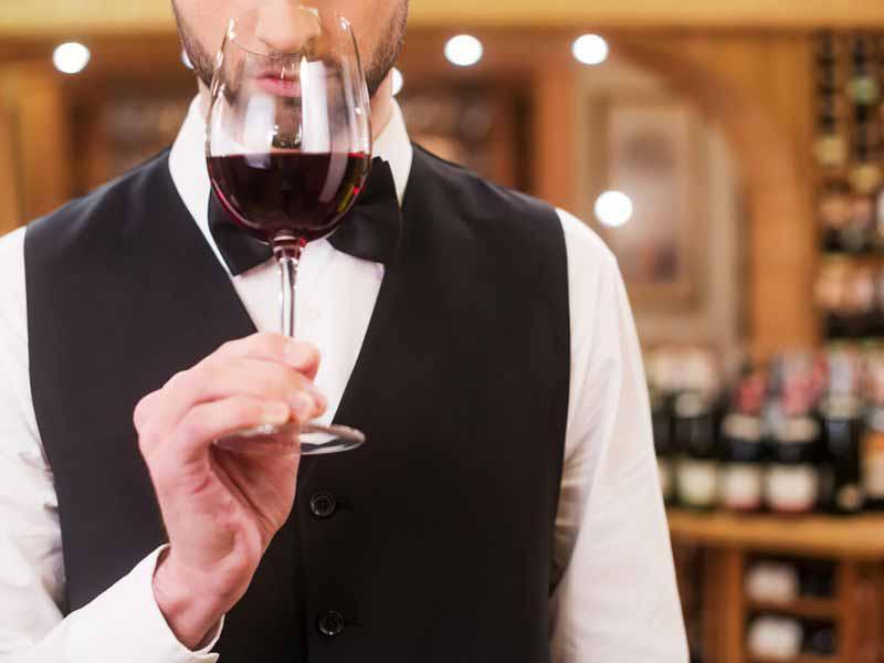 Corsi sommelier Firenze assaggiatore vino