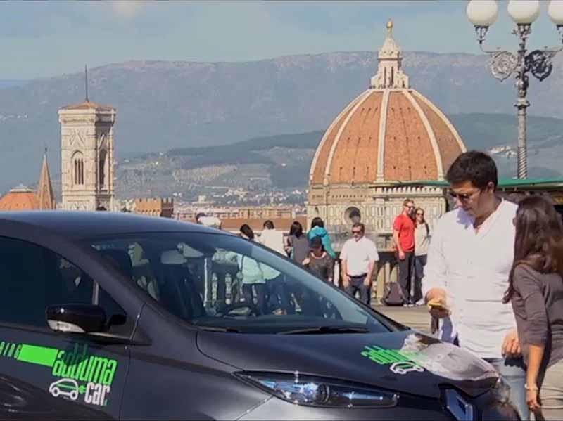 Adduma Car Firenze - Car sharing Firenze