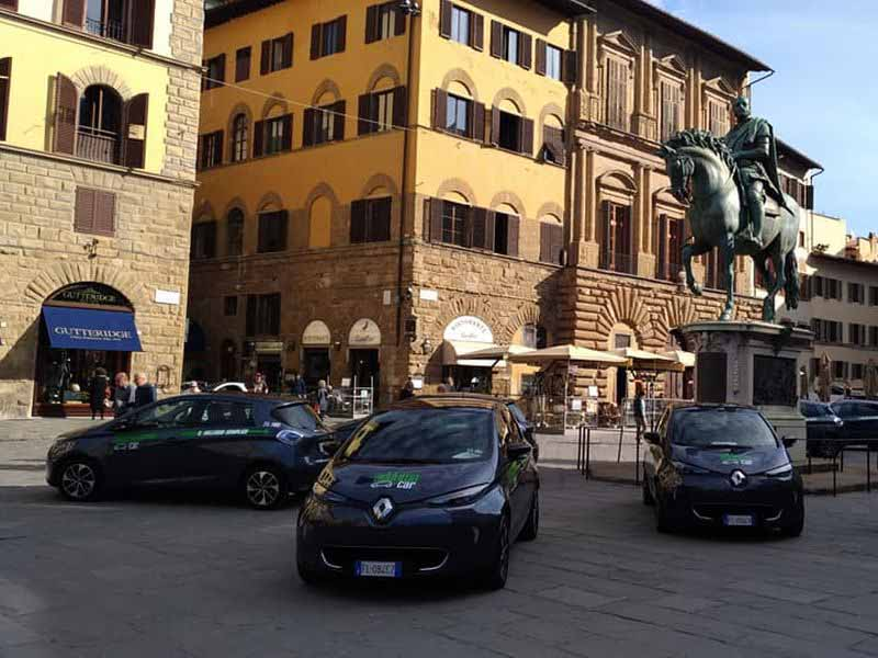 Adduma Car Firenze quanto costa come funziona - car sharing Firenze