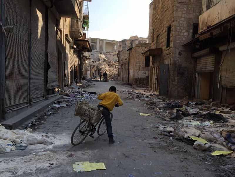 Fondazione Il Cuore si scioglie Aleppo