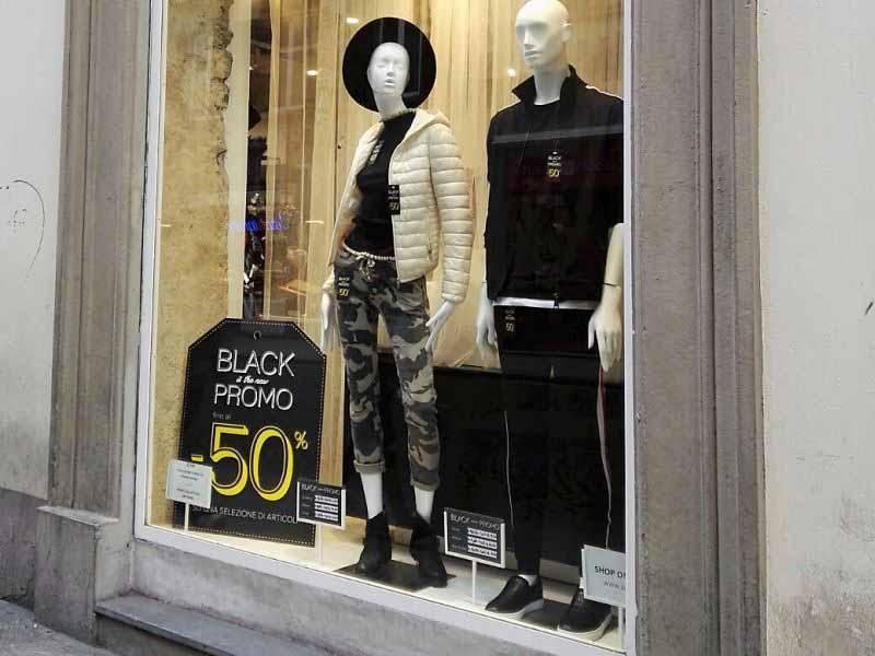 Balck Friday Firenze 2018 - abbigliamento centro Gigli Outlet Barberino Ikea Mediaworld