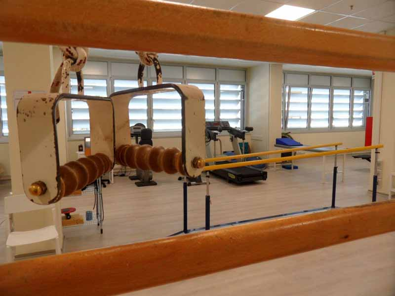 Centro fisioterapia Pas Humanitas Scandicci via Aleardi