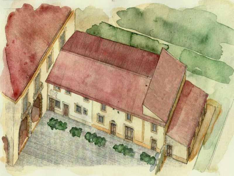 Casa autocostruita Le Torri Isolotto