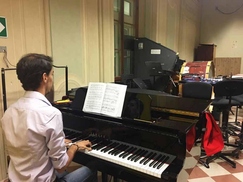 Conservatorio Cherubini Firenze