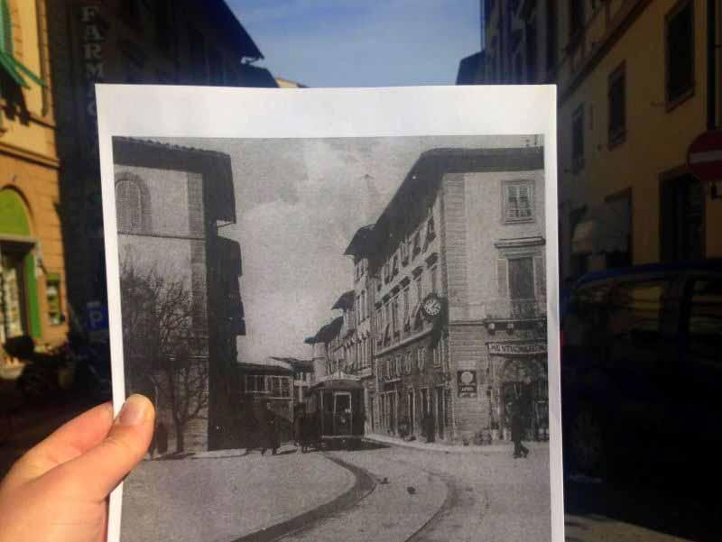 Negozi storici Le Cure Firenze