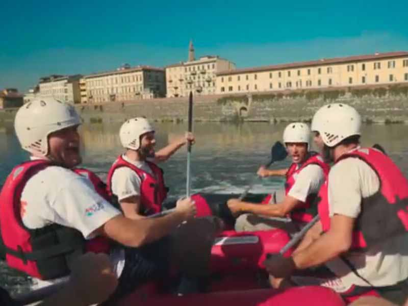 Destination Florence video