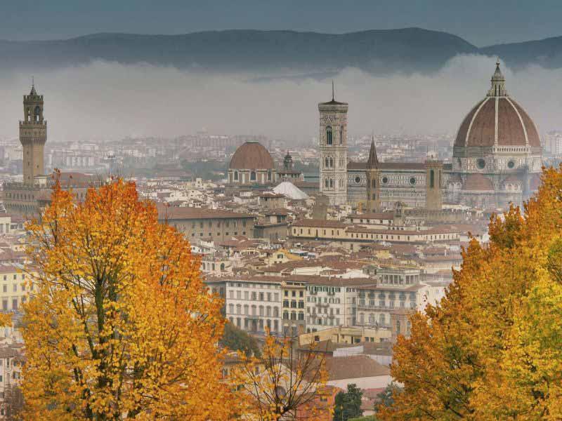 Firenze autunno consigli