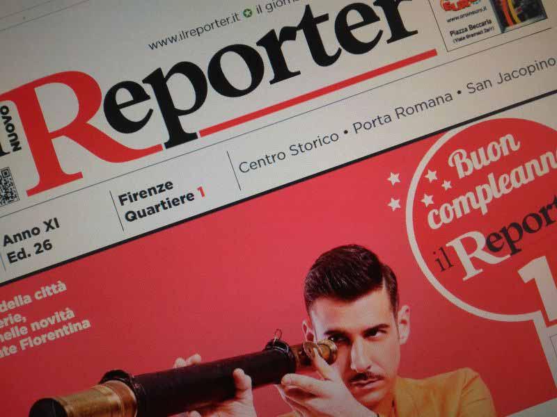 Il Reporter cambia direttore