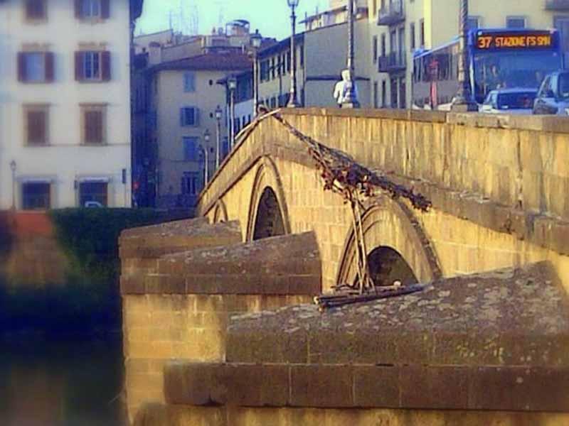 Street artist Firenze - Il sedicente Moradi