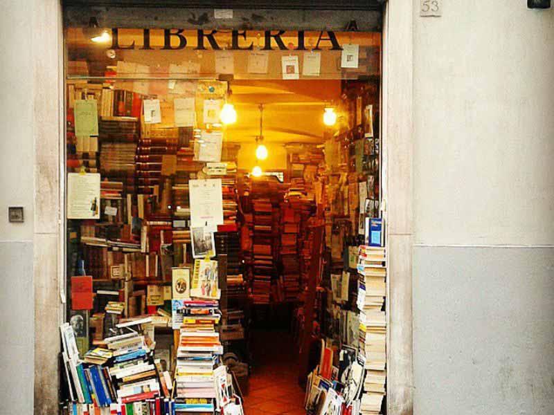 Fiera libri piazza dei Ciompi - Mercatino fiori libri Ciompi Firenze