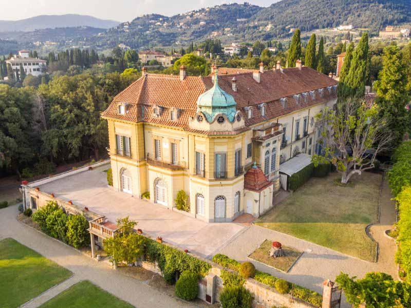 Ville di lusso in vendita Firenze Lionard