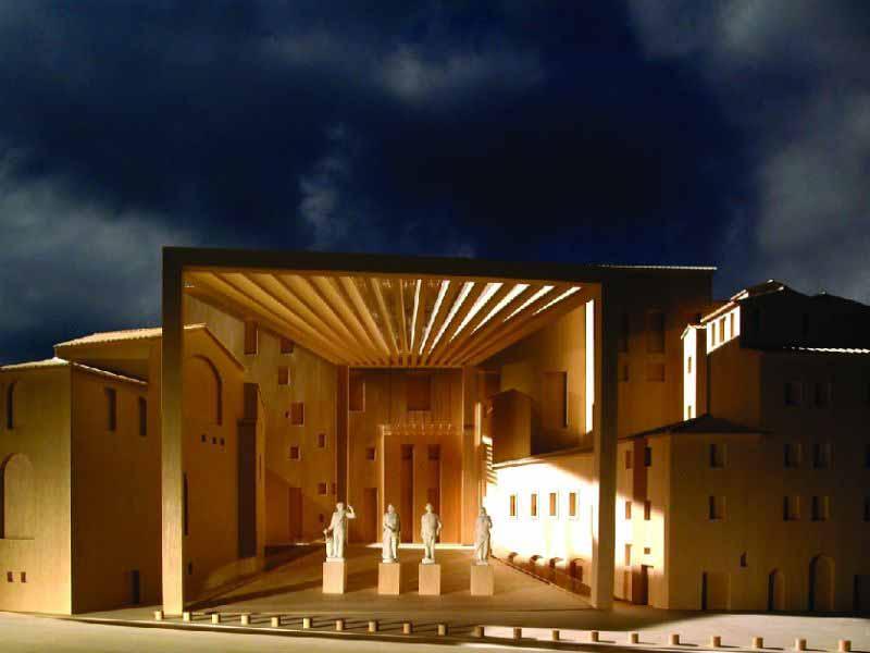 Loggia Isozaki architetti