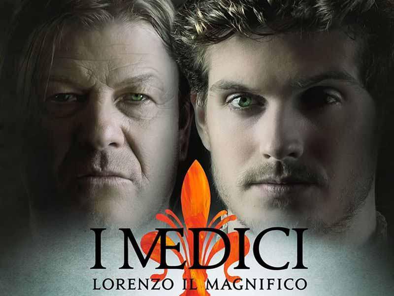 I MEdici 2 Lorenzo il Magnifico data uscita anticipazioni