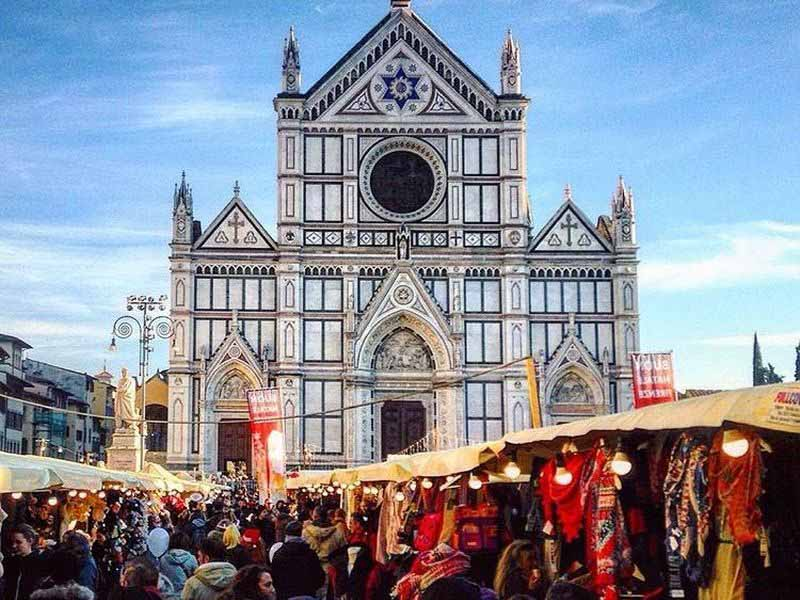 Mercatino Natale 2017 Firenze Weihnachtsmarkt 2017 a Firenze