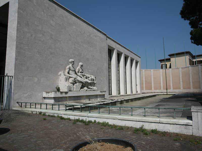 la Palazzina Reale della Stazione di Santa Maria Novella