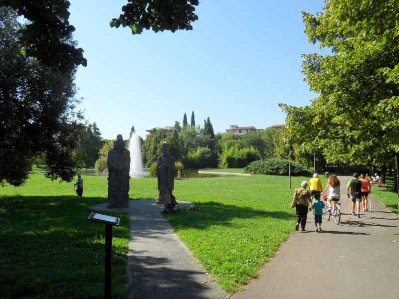 Estate 2018 parco Villa Vogel Firenze eventi