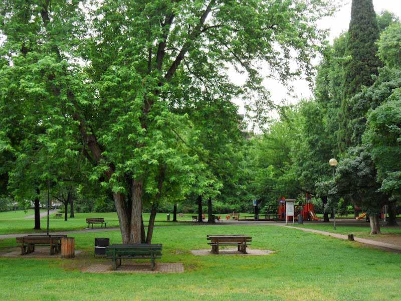 Progettare Il Giardino Gratis : La palestra trasloca al parco. gratis ilreporter.it
