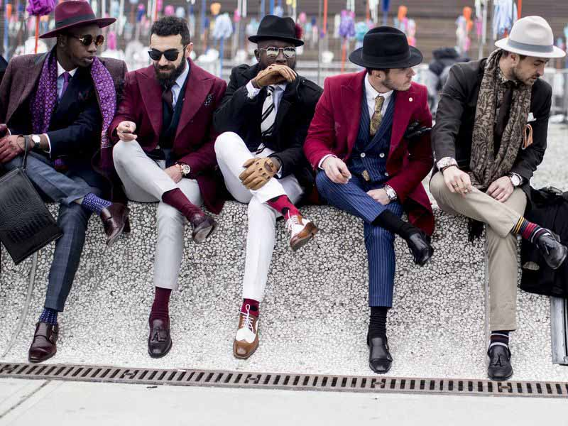 Pitti People, Pitti Uomo Firenze