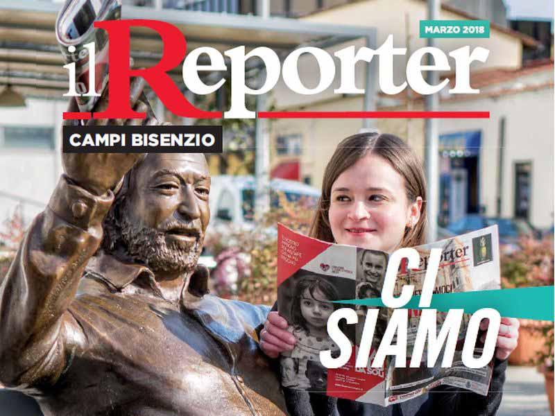 Il Reporter a Campi Bisenzio dove trovare una copia