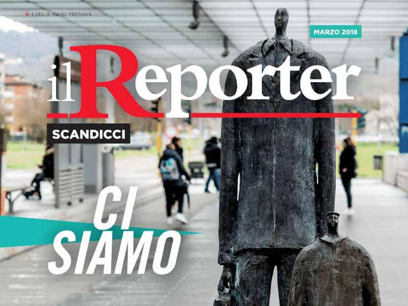 Reporter dove trovare copia a Scandicci