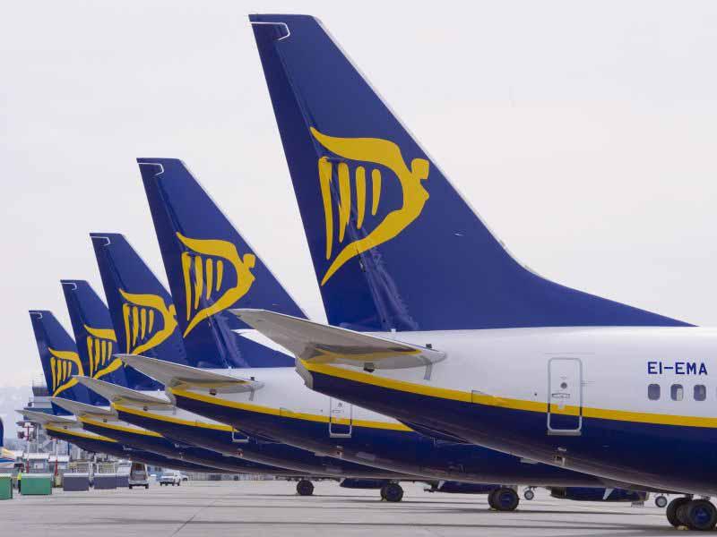 Ryanair Lancia I Voli Da Pisa Per Berlino Catania Corfu E Sofia