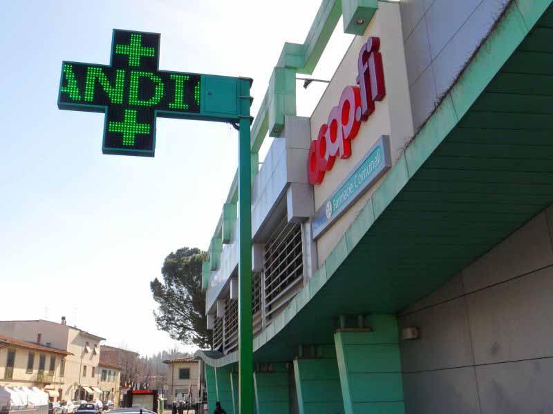 Humanitas Scandicci via Aleardi - Rete Pas Scandicci via Aleardi Coop