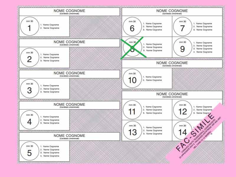 Elezioni Politiche del 4 Marzo, ecco come si vota