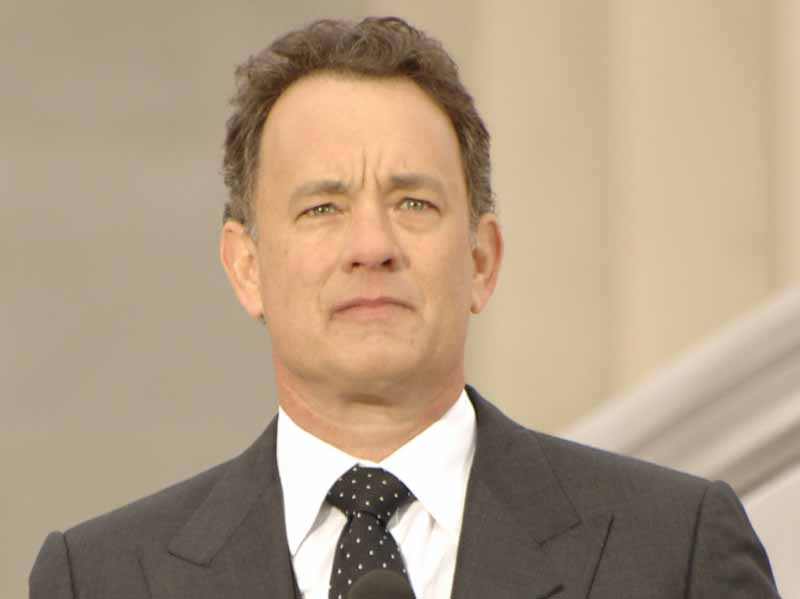 Tom Hanks a Firenze, al via le riprese dell'Inferno di Ron Howard