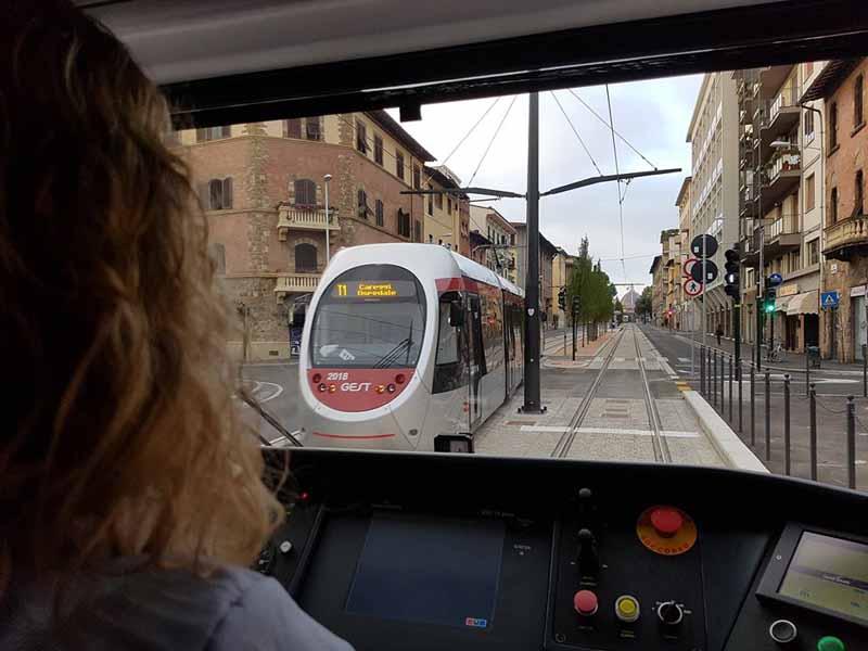 Tramvia Firenze orari frequenza estiva