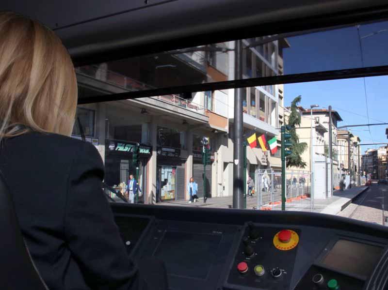 Tramvia firenze linea 2 fine lavori apertura inaugurazione