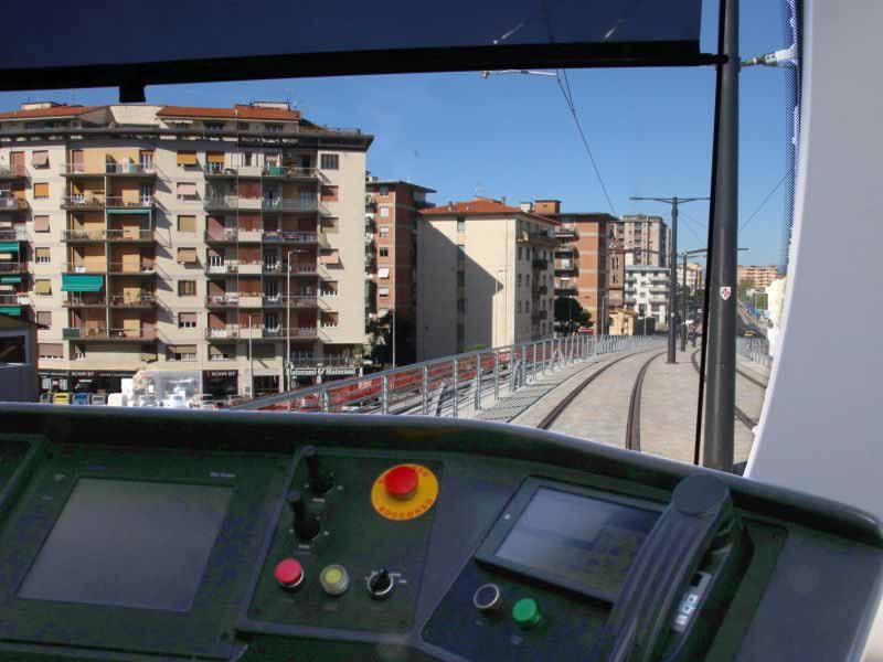 Tramvia linea 2 Firenze percorso fermate