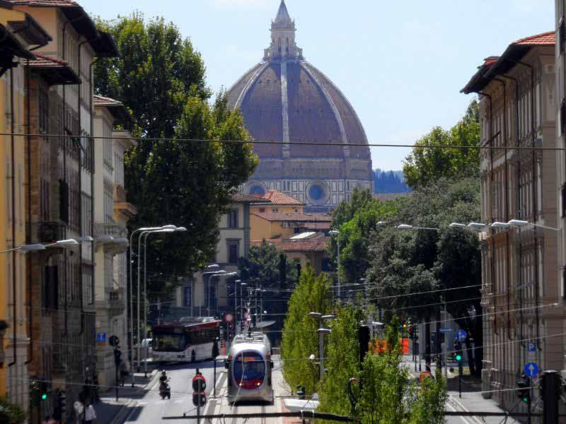 Tram tour Firenze visite tramvia