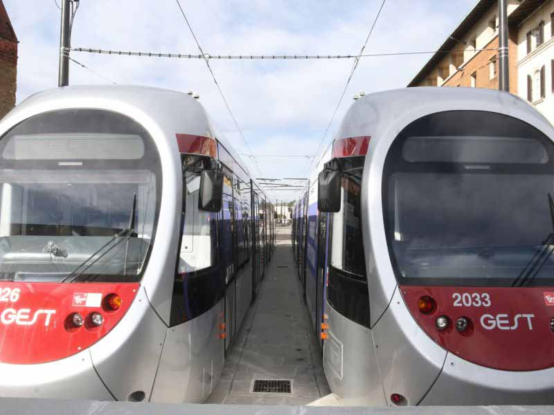 linea 2 tramvia Coop.fi Novoli biglietti