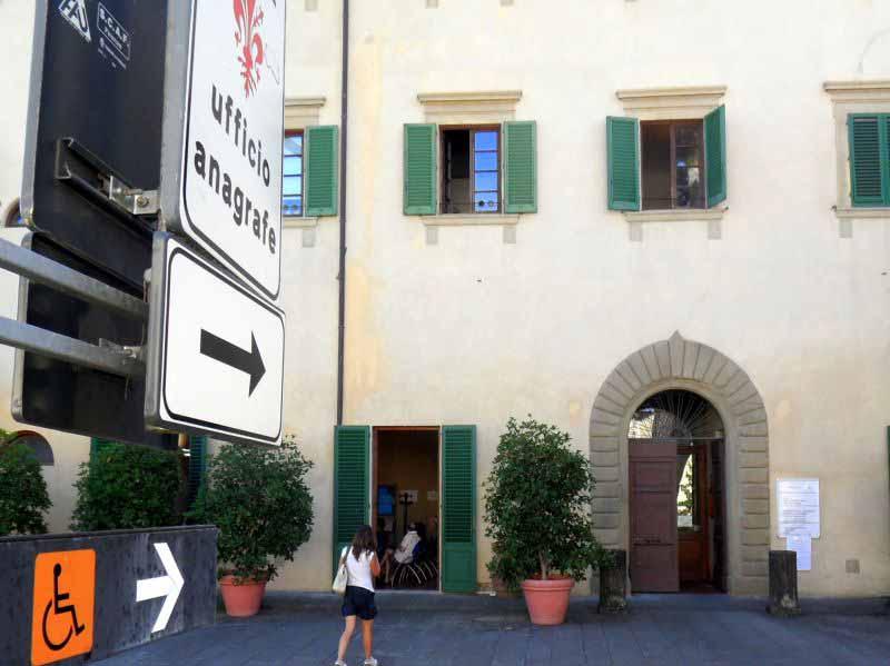 Uffici anagrafe Firenze orari chiusure estive