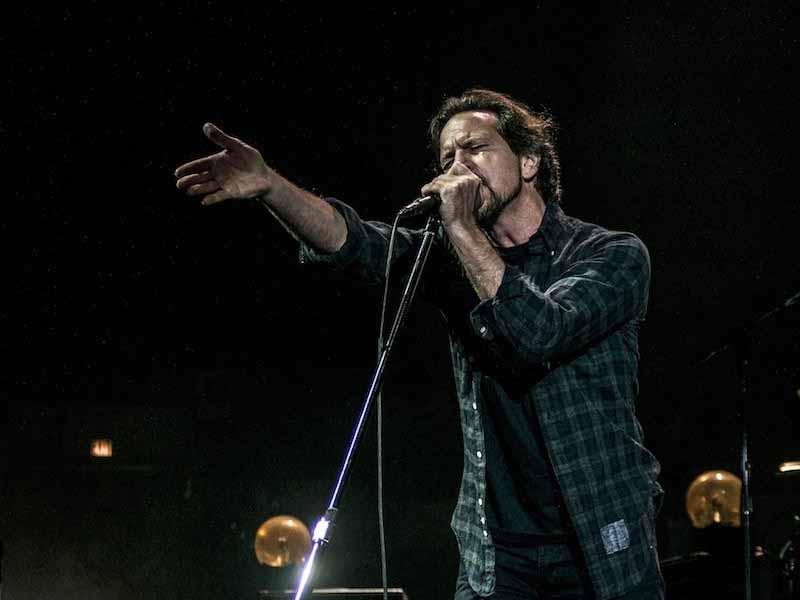 Eddie Vedder a Firenze Rocks, iniziata la prevendita dei biglietti. Prezzi, informazioni e come acquistarli