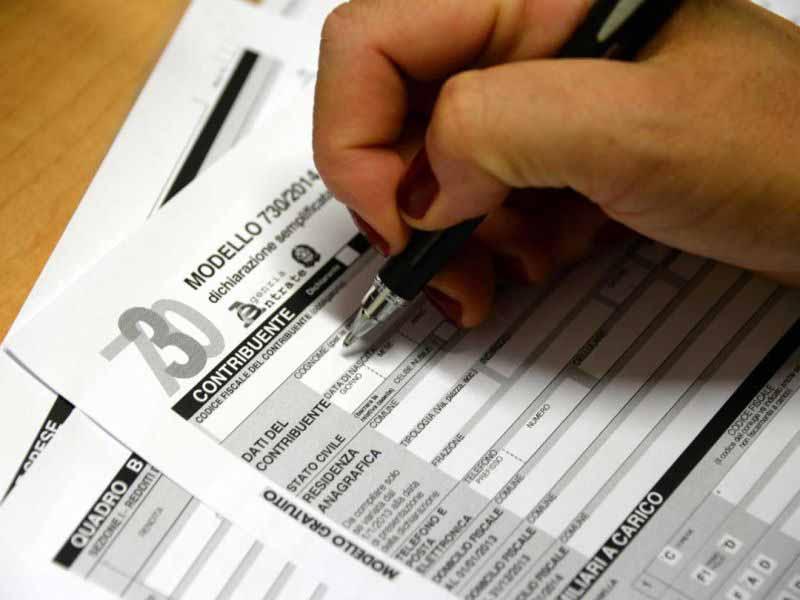Dichiarazione dei redditi istruzioni per l 39 uso for 730 dichiarazione