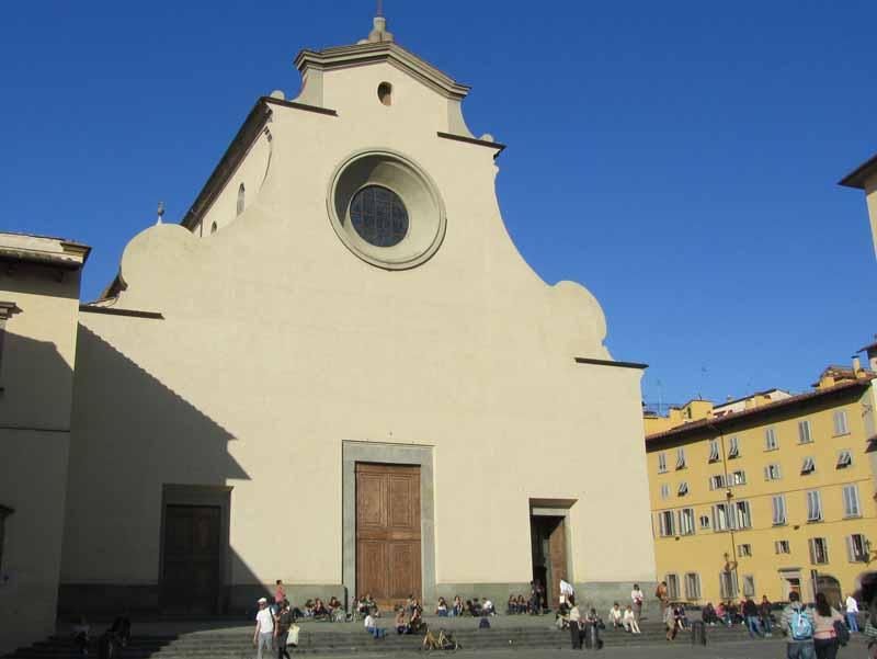 Santo Spirito concerti Fondazione Salvatore romano visite guidate