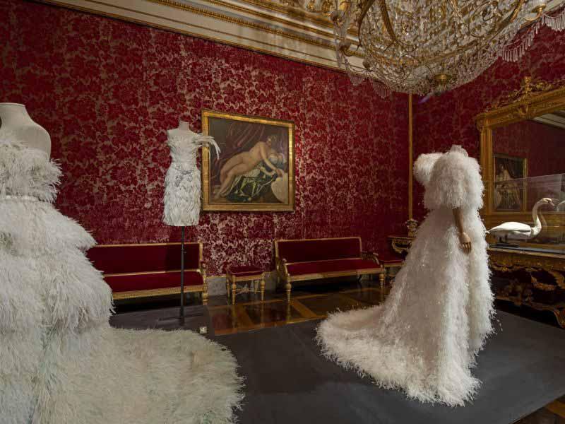 Animalia Fashion mostra Palazzo Pitti Firenze Museo moda costume