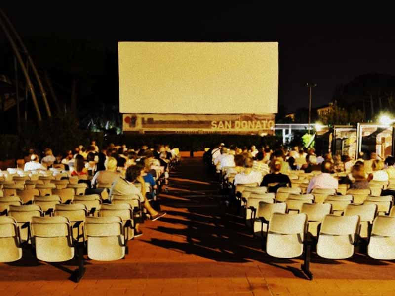 Arene estive Firenze 2015 cinema all'aperto