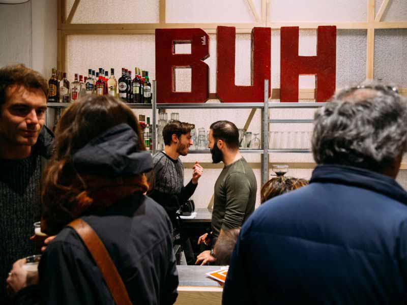 BUH! Circolo culturale urbano di Rifredi, in via Panciatichi 16