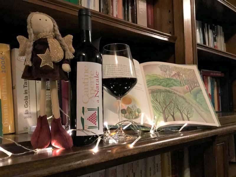 weekend degustazione vini Toscana - Cantine aperte Natale