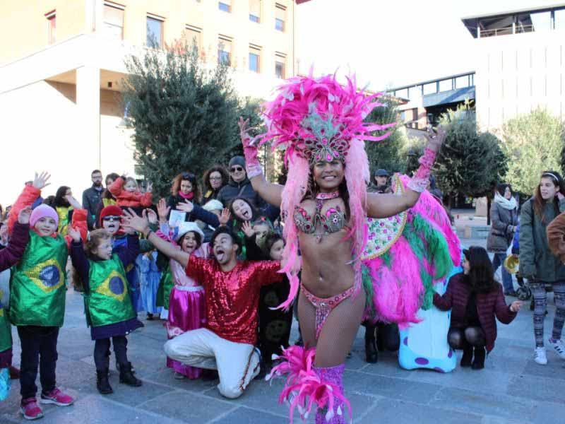 Carnevale San Donato Firenze 2019 orario corteo
