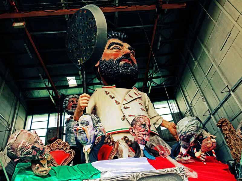 Carnevale di Viareggio 2018 - date e biglietti
