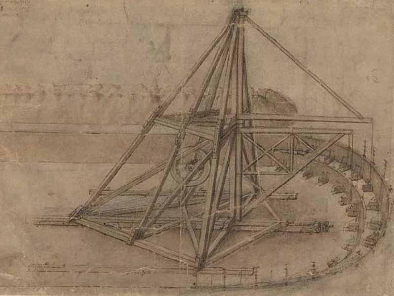 codice Leicester mostra Uffizi Firenze