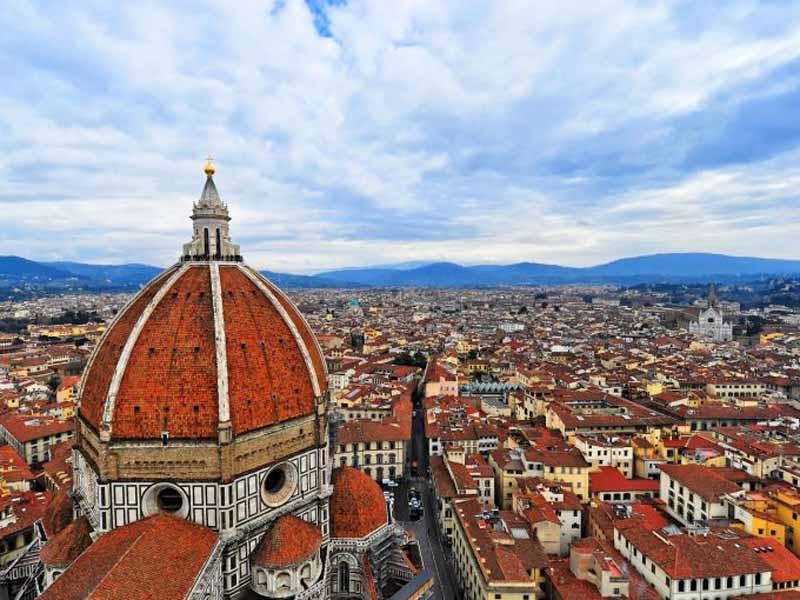 Cupola gratis, ma le terrazze del Duomo di Firenze non aprono ...