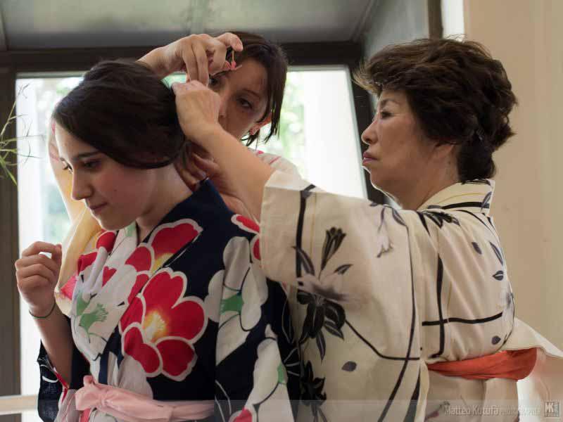 Festa giapponese firenze Tanabata