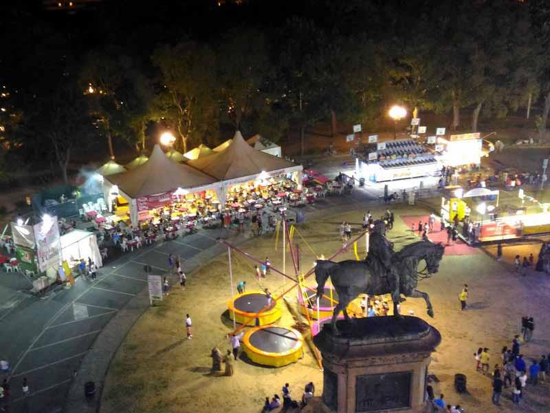 Festa dell'unità Firenze 2016 Parco delle Cascine - programma